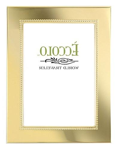 gold collection photo frame