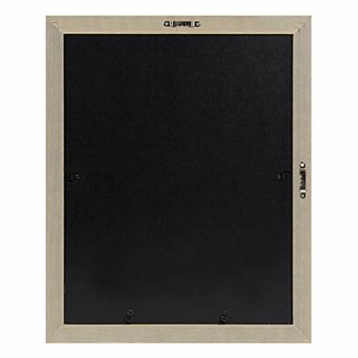 DesignOvation Picture Framess 11x14 matted