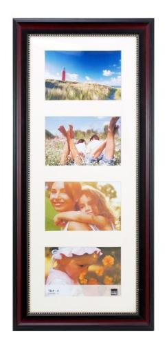 Kiera Grace Lucy Matted Collage Picture Frame, 8 by 20-Inch