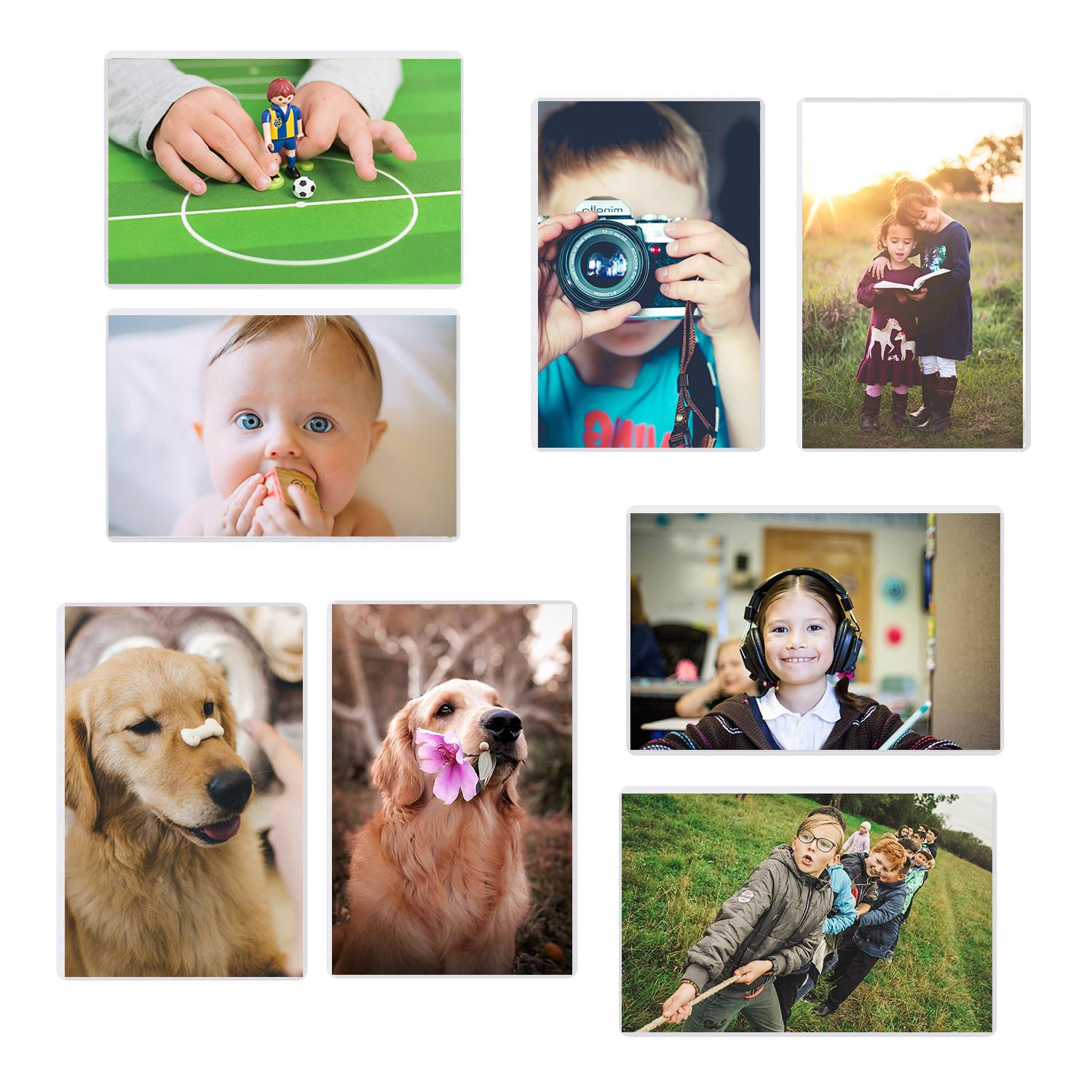Magnetic Photo - Pockets Photos