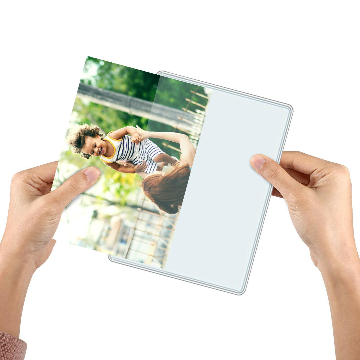 Magnetic Photo - Pockets - Photos