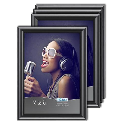 melody picture frames gently curved edge timeless