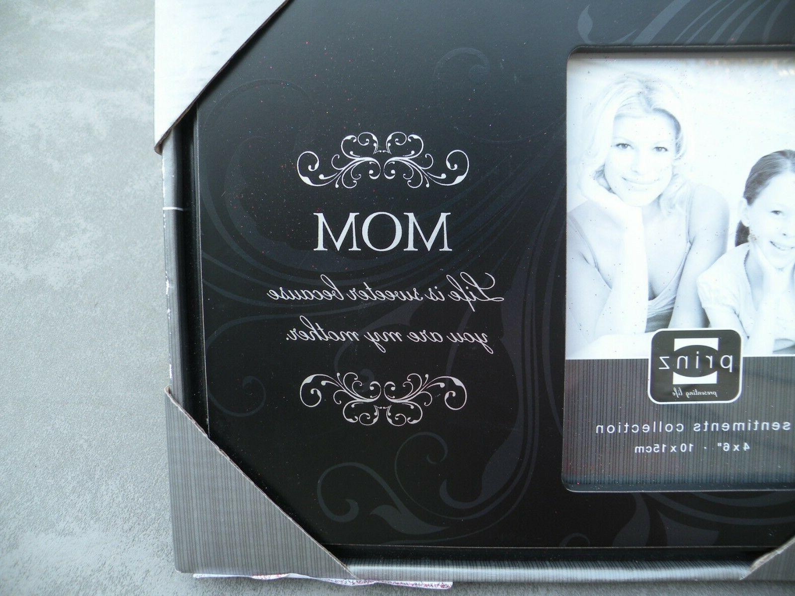 MOM is 4 6 Picture Frame Prinz
