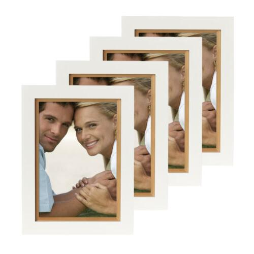muse wood picture frame set by