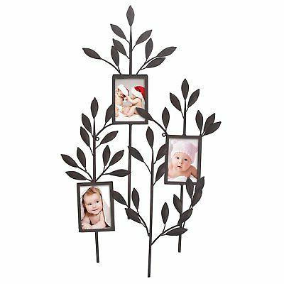 opening decorative metal collage photo frame wall
