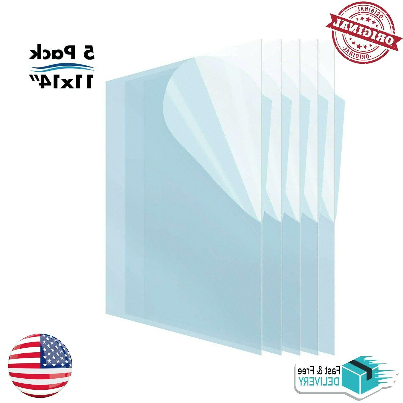 pet plastic replacement for picture frame glass