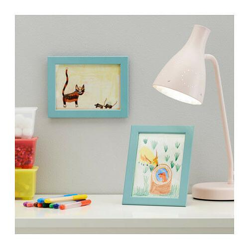 "IKEA Picture Frame to Frames 4x6"" Wood Photo"