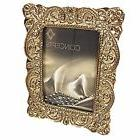 Concepts in Time Picture Frame Gold Textured  Baroque Scroll