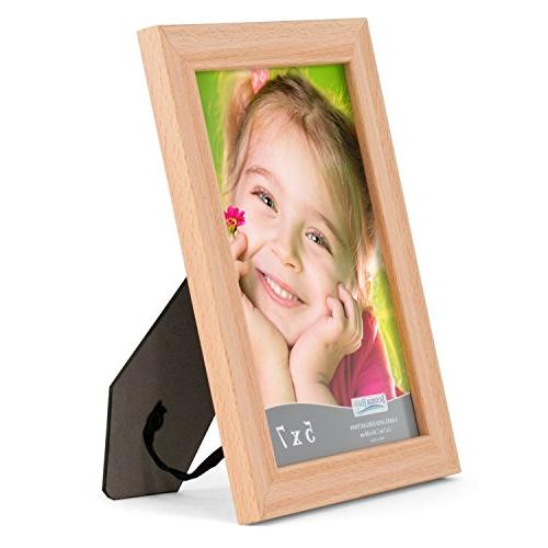 Icona Bay 5x7 Frames: Wooden Picture Frames, Walls by Frames Grandma, Shower, Lakeland Collection
