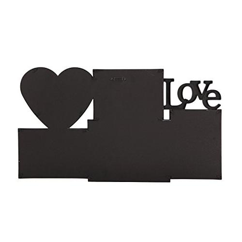 Adeco Black Love Collage hanging to Display One and
