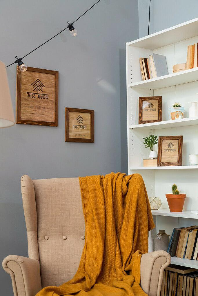 Rustic Wooden Picture - Wood