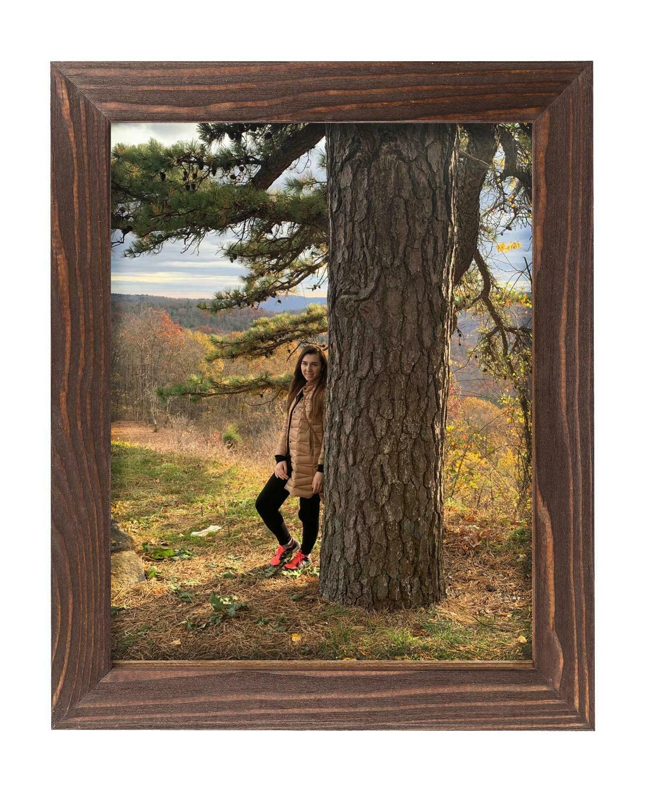 Rustic Wooden Picture - Natural