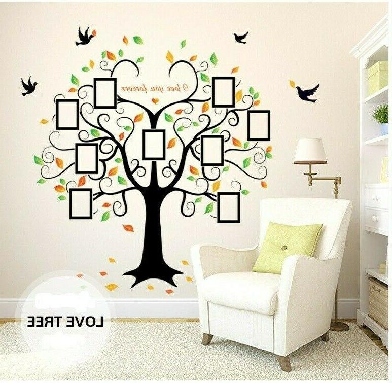 US Removable picture tree Home