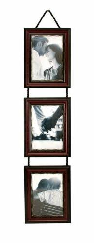 Kiera Grace Vertical Lucy Collage Picture Frames on Hanging