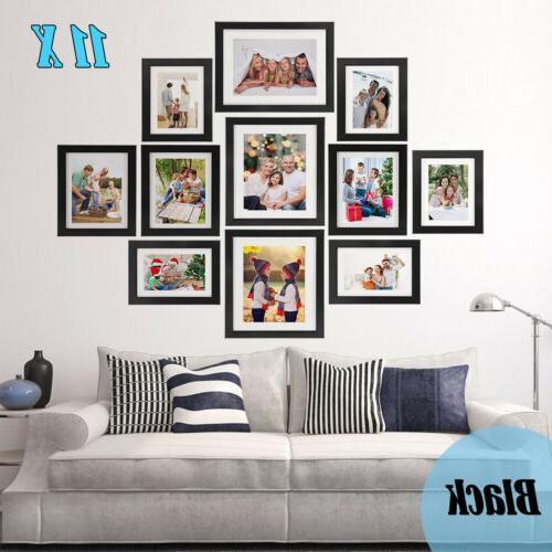 wall hanging photo frame set