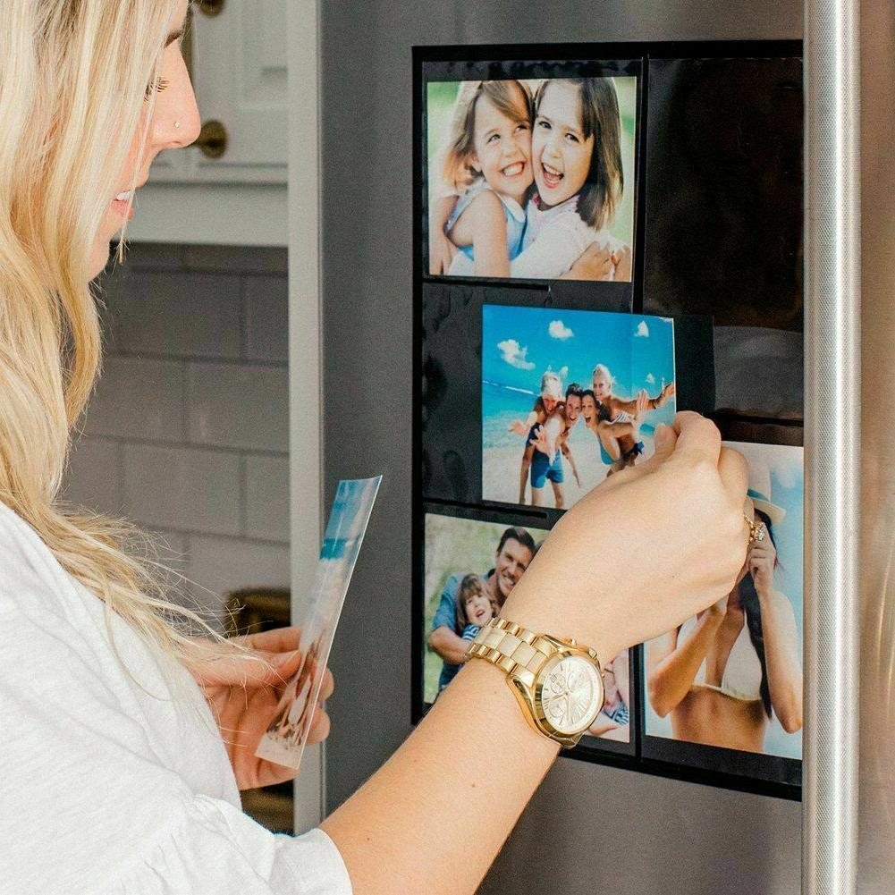 Wind Picture Frame for Refrigerator,