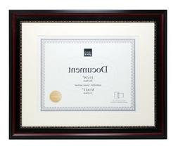 Kiera Grace Lucy Document Frame, 11 by 14-Inch, Matted to 8.