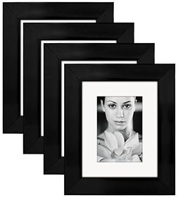 Malden 8x10 Matted Picture Frame - Made to Display Pictures