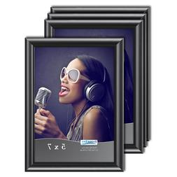 Icona Bay Melody Picture Frames Gently Curved Edge Timeless