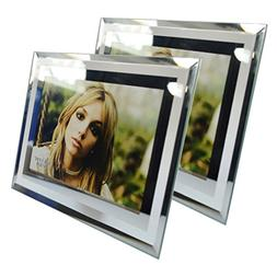 Giftgarden 3.5 x 5 Picture Frames for Photo 3.5x5, Glass Fra