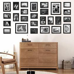 Voilamart Picture Frames Set of 26, Multi Pack Photo Frame S