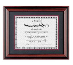 """New 11"""" x 14"""" Wood Photo Certificate Wall Frame Picture Fami"""