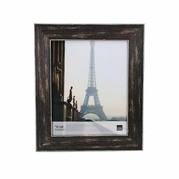 New Kiera Grace Emery Picture Frame, 8 by 10 Inch, Weathered