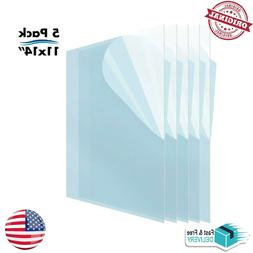 Icona Bay PET Plastic Replacement for Picture Frame Glass  P