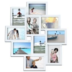 Adeco PF0172 Decorative Wood Wall Hanging Collage Picture Ph