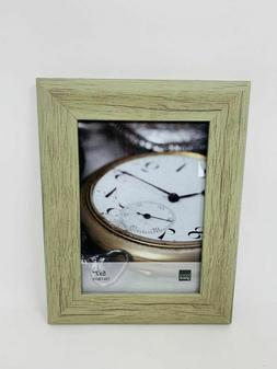 Picture Frame, 5 by 7-Inch, Weathered country mint  Kiera Gr