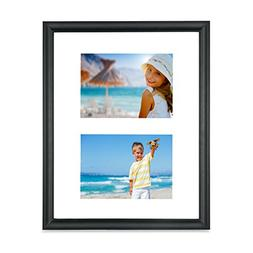 Icona Bay Picture Frame Collage  Includes 2 Mats, Display as