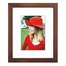 8x10 inch Picture Frame Made of Solid Wood and High Definiti