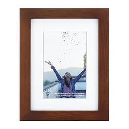RPJC 6x8 inch Picture Frame Made of Solid Wood and High Defi