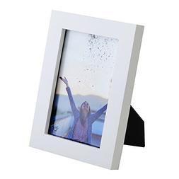 RPJC 4x6 Picture Frames Made of Solid Wood High Definition G