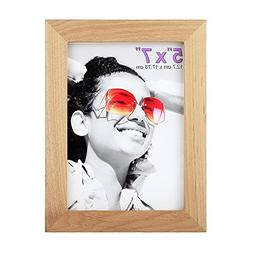 RPJC 5x7 inch Picture Frames Made of Solid Wood High Definit