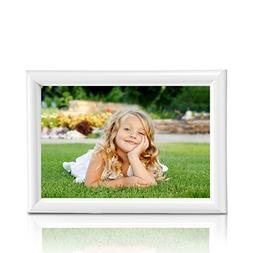 BOJIN 4x6 Inch Picture Frames Plastic Table Top Photo Frame