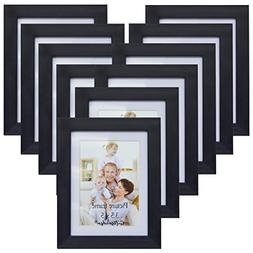 Giftgarden 4x6 Picture Frames without Mat - 3.5x5 Photo Fram