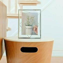 Prisma 8 X 10 Picture Frame Floating Wall Or Desk Photo Disp