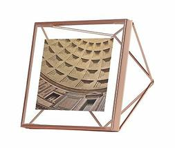 Umbra Prisma Picture Frame, 4 by 4-Inch, Copper New
