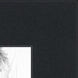 ArtToFrames 18x24 inch Satin Black Picture Frame, WOMFRBW260