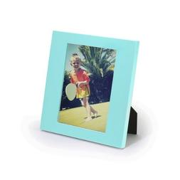 Umbra Simple Picture Frame, 5-by-7-Inch, Surf Blue