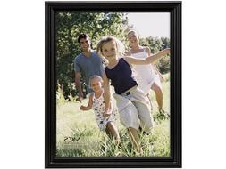 MCS 9x12 Inch Traditional Wood Frame, Black