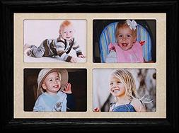 Umbra Fotoblock Picture Frame, 5 by 7-Inch, Red