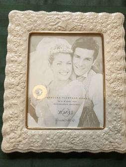 Lenox Wedding Promises Collection 8x10 Picture Frame