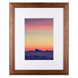 Craig Frames Wiltshire 236 Simple Hardwood Picture Frame wit